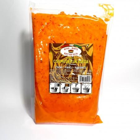 Csoki-Fahéj-Narancs Pépesített Csemegekukorica