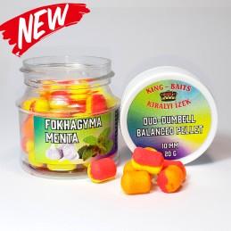 Fokhagyma-Menta Duo-Bumbell...