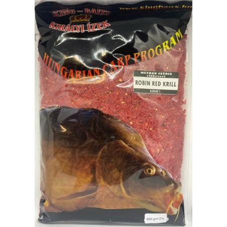 Előkevert robin red - krill