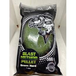 Blast Method Pellet - Green...
